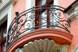кованые балконы 039
