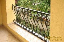 кованые балконы 034