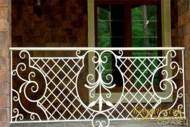 кованые балконы 033