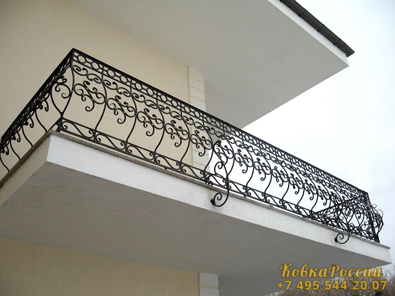 кованые балконы 021