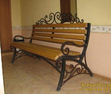 Кованная мебель 032