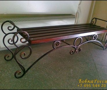 Кованная мебель 029