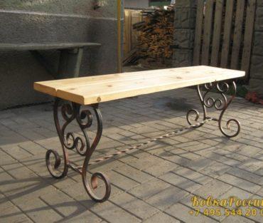 Кованная мебель 027