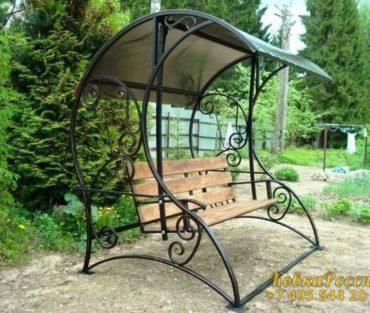 Кованная мебель 026
