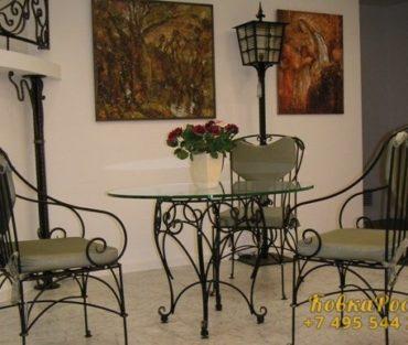 Кованная мебель 024