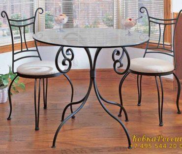 Кованная мебель 023