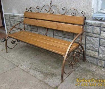 Кованная мебель 021