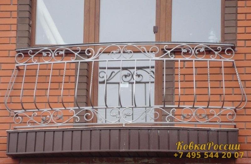 кованые балконы 026