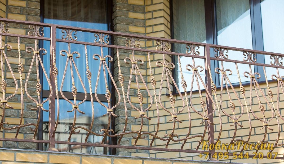 кованые балконы 025