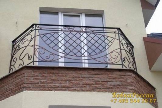 кованые балконы 005