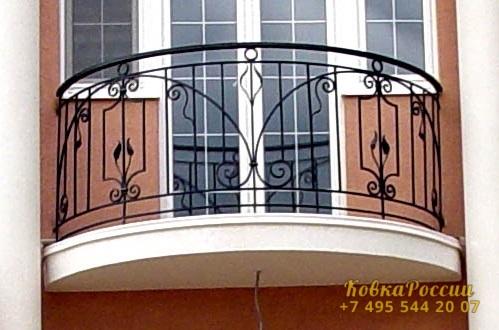 кованые балконы 003