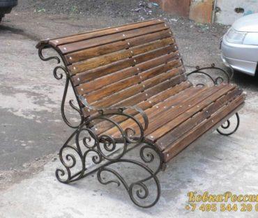 Кованная мебель 019