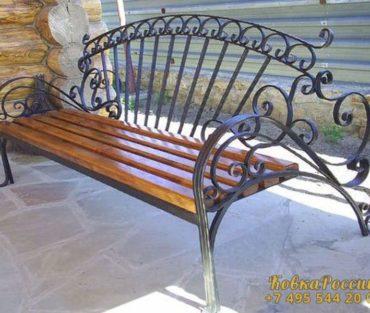 Кованная мебель 017