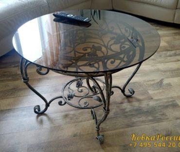 Кованная мебель 014