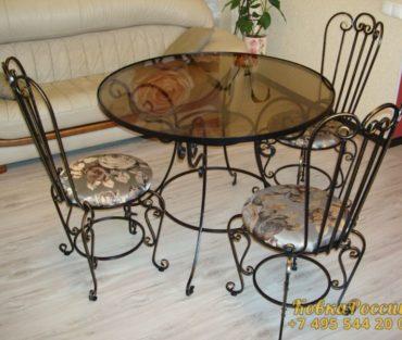 Кованная мебель 013
